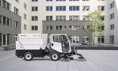 מכונת טיאוט סיטיקאט 2020 CITY CAT